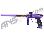 DLX Luxe 2.0 Paintball Gun - Purple/Dust Brown