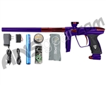 DLX Luxe 2.0 Paintball Gun - Purple/Red