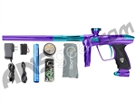 DLX Luxe 2.0 Paintball Gun - Purple/Teal