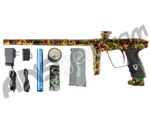 DLX Luxe 2.0 Paintball Gun - Rasta Splash