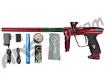 DLX Luxe 2.0 Paintball Gun - Red/British Racing Green