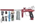 DLX Luxe 2.0 Paintball Gun - Red/Dust White