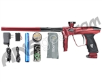 DLX Luxe 2.0 Paintball Gun - Red/Pewter