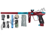 DLX Luxe 2.0 Paintball Gun - Red/Teal