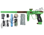 DLX Luxe 2.0 Paintball Gun - Slime Green/Brown
