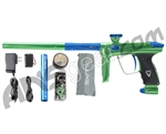 DLX Luxe 2.0 Paintball Gun - Slime Green/Dust Blue