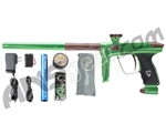 DLX Luxe 2.0 Paintball Gun - Slime Green/Dust Brown