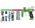 DLX Luxe 2.0 Paintball Gun - Slime Green/Dust Pink
