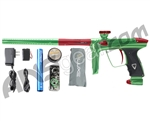 DLX Luxe 2.0 Paintball Gun - Slime Green/Dust Red