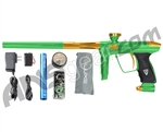 DLX Luxe 2.0 Paintball Gun - Slime Green/Gold