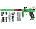 DLX Luxe 2.0 Paintball Gun - Slime Green/Red