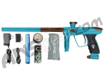 DLX Luxe 2.0 Paintball Gun - Teal/Brown