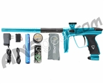 DLX Luxe 2.0 Paintball Gun - Teal/Dust Pewter