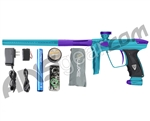 DLX Luxe 2.0 Paintball Gun - Teal/Dust Purple