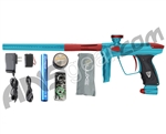 DLX Luxe 2.0 Paintball Gun - Teal/Dust Red