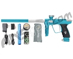 DLX Luxe 2.0 Paintball Gun - Teal/Dust White