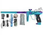 DLX Luxe 2.0 Paintball Gun - Teal/Purple