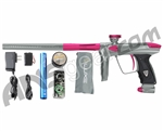 DLX Luxe 2.0 Paintball Gun - Titanium/Dust Pink