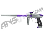 DLX Luxe 2.0 Paintball Gun - Titanium/Dust Purple
