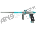 DLX Luxe 2.0 Paintball Gun - Titanium/Dust Teal