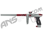 DLX Luxe 2.0 Paintball Gun - Titanium/Red