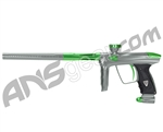 DLX Luxe 2.0 Paintball Gun - Titanium/Slime Green