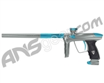 DLX Luxe 2.0 Paintball Gun - Titanium/Teal