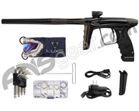 DLX Luxe Ice Paintball Gun - Black/Dust Stone
