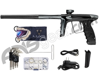 DLX Luxe Ice Paintball Gun - Black/Pewter