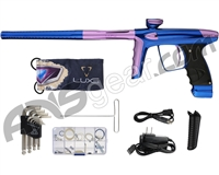 DLX Luxe Ice Paintball Gun - Blue/Dust Light Purple