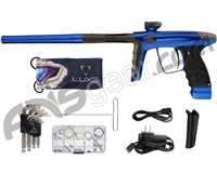 DLX Luxe Ice Paintball Gun - Blue/Dust Stone