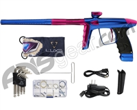 DLX Luxe Ice Paintball Gun - Blue/Pink