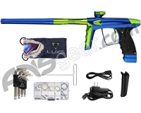 DLX Luxe Ice Paintball Gun - Blue/Slime