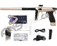 DLX Luxe Ice Paintball Gun - Dust Champagne/Black