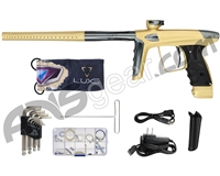 DLX Luxe Ice Paintball Gun - Dust Gold/Pewter