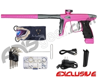 DLX Luxe Ice Paintball Gun - Dust Pink/Pewter