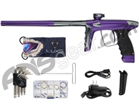 DLX Luxe Ice Paintball Gun - Dust Purple/Pewter