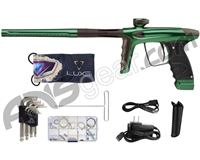 DLX Luxe Ice Paintball Gun - Forest Green/Dust Stone