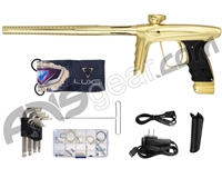 DLX Luxe Ice Paintball Gun - Gold/Gold