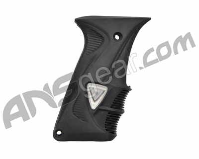 DLX Luxe Rubber Grips - Black/Black