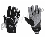 Draxxus 09 Shank Paintball Gloves - Houndstooth