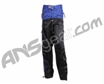 Draxxus Paintball Pants - Blue/Black