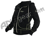 Dye 2011 Girls Ardha Hooded Sweatshirt - Black