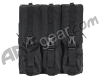 2011 Dye Tactical Modular Pouch - Triple - Black