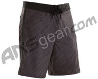 2011 Dye Hypnotic Board Shorts - Black/Grey