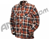 2012 Dye Lumberjack Flannel - Orange