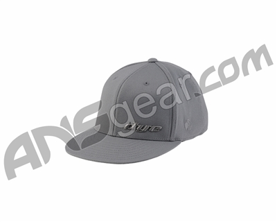 Dye So Cal Men's Fitted Hat - Dark Grey