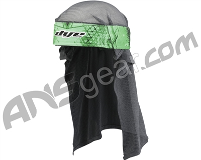 2013 Dye Head Wrap - Kaleid Green