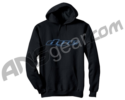 Dye Standard Hooded Sweatshirt - Black