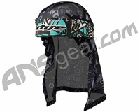 2014 Dye Head Wrap - Eskimo Teal/Grey/Black